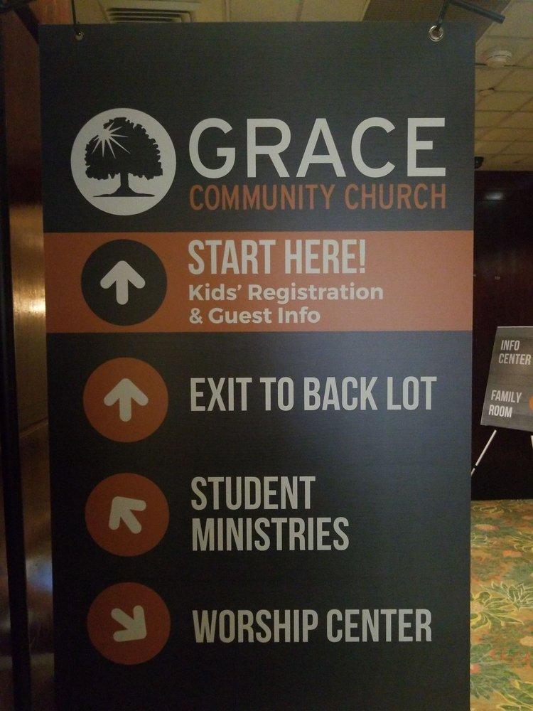 Grace Community Church - Fishkill: 542 US 9, Fishkill, NY