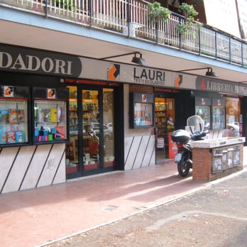 Libreria Lauri - Bookstores - Rome, Roma, Italy - Via dei Faggi 66 ...