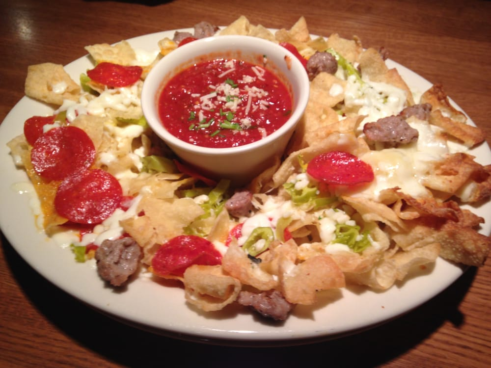 Italian Nachos At Old Chicago Yelp