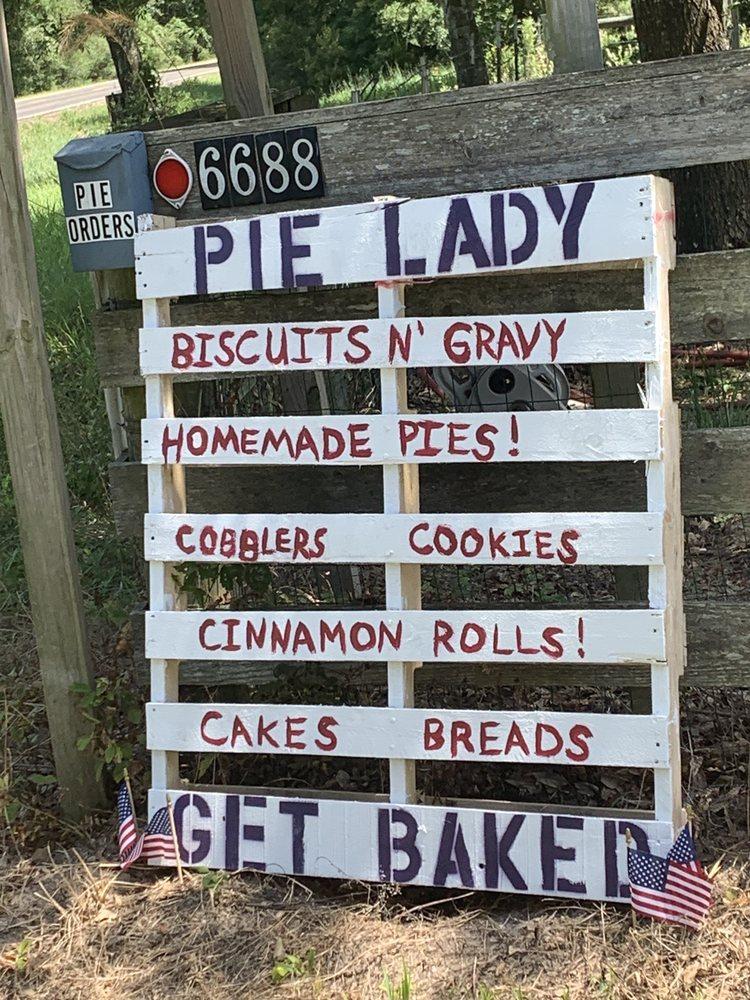 Kitchen Fresh Pies to Go!: 6688 Fm 39 S, Flynn, TX