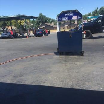 Ras Car Wash Tracy
