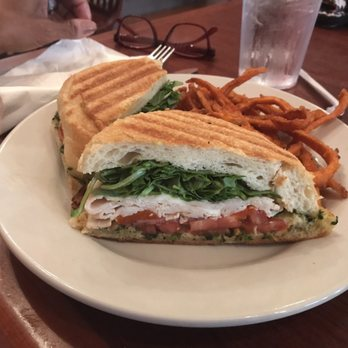 dining concord nc. photo of gianni\u0027s trattoria - concord, nc, united states. pesto turkey panino with dining concord nc