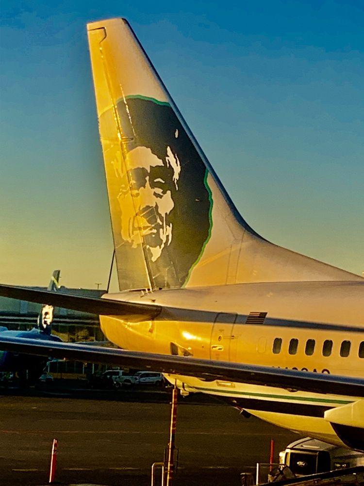 Photo of Alaska Airlines: Seattle, WA