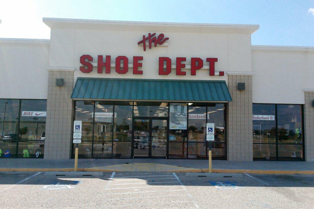 Shoe Dept: 1601 Kermit St, Plainview, TX