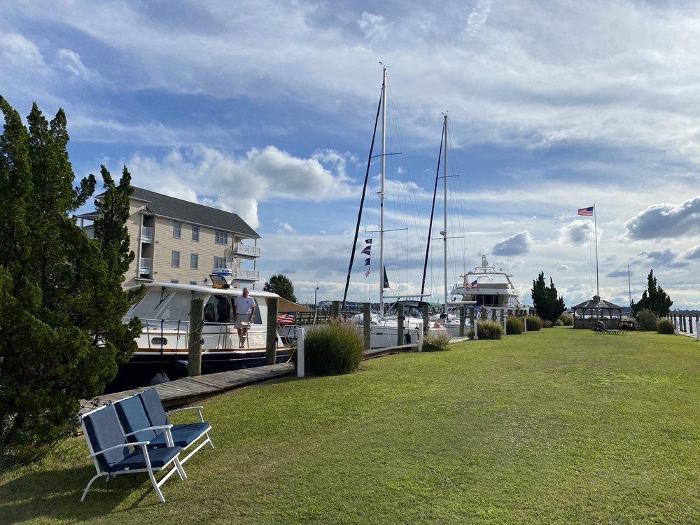 Belhaven Marina: 332 E Water St, Belhaven, NC