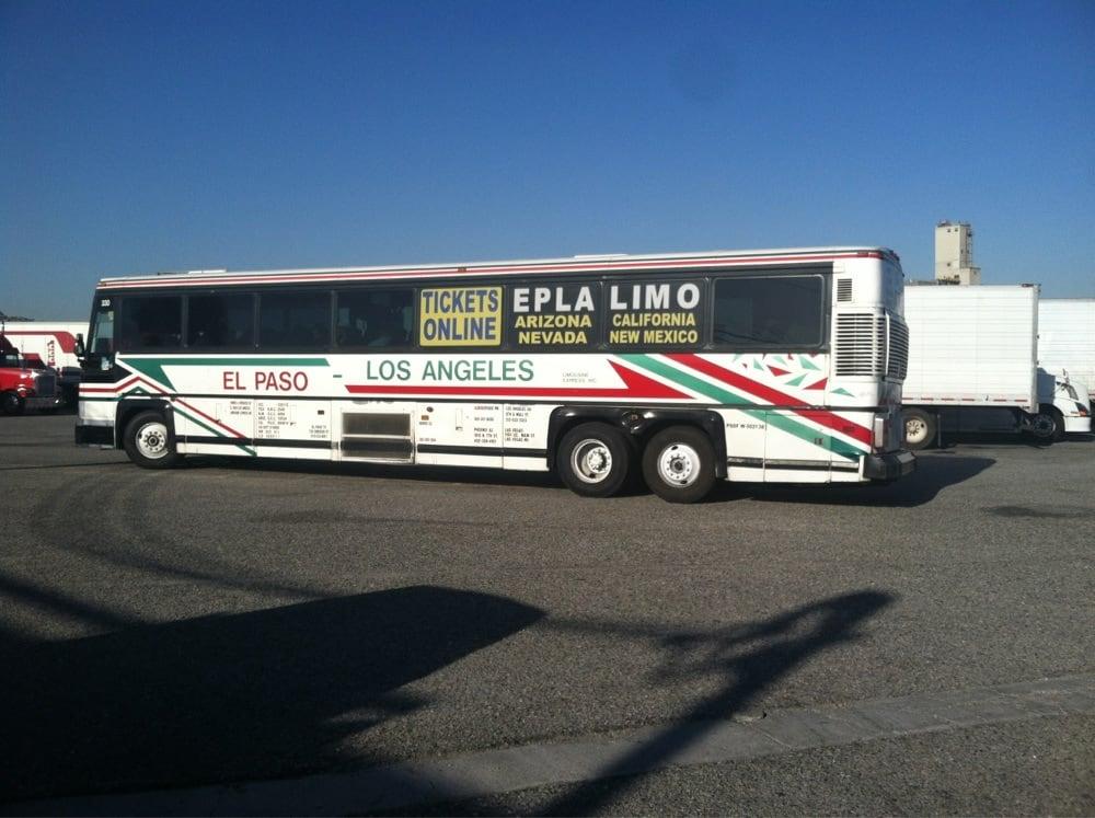 El Paso Los Angeles Limousine Express: 620 W Mill St, San Bernardino, CA