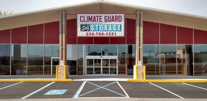 Climate Guard Self Storage: 2803 Florence Blvd, Florence, AL