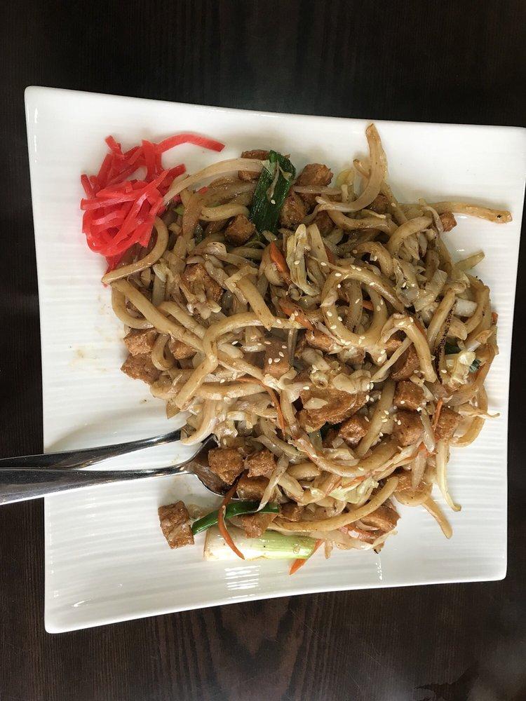Food from Rai Rai Ramen & Hawaiian BBQ