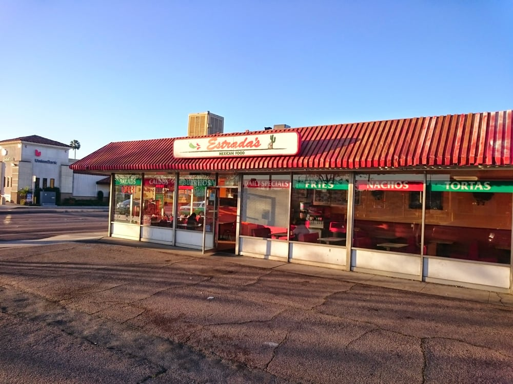 Mexican Food Restaurants In El Cajon