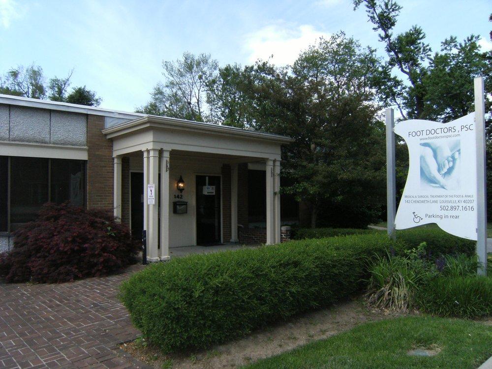 Foot Doctors, P.S.C: 142 Chenoweth Ln, Louisville, KY