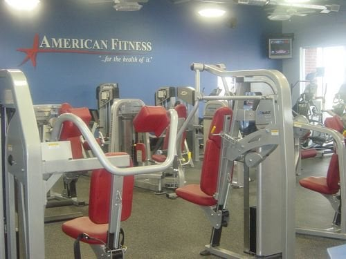 American Fitness: 1665 Riedle Dr, Troy, IL
