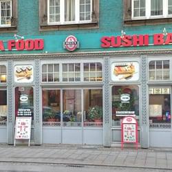 Asia Food & Sushi Bar - 11 Reviews - Pan Asian - Bahnhofstr. 29 / 30 ...