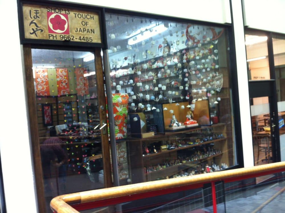 Touch of japan geschenkartikel shop 13 port phillip for Geschenkartikel shop