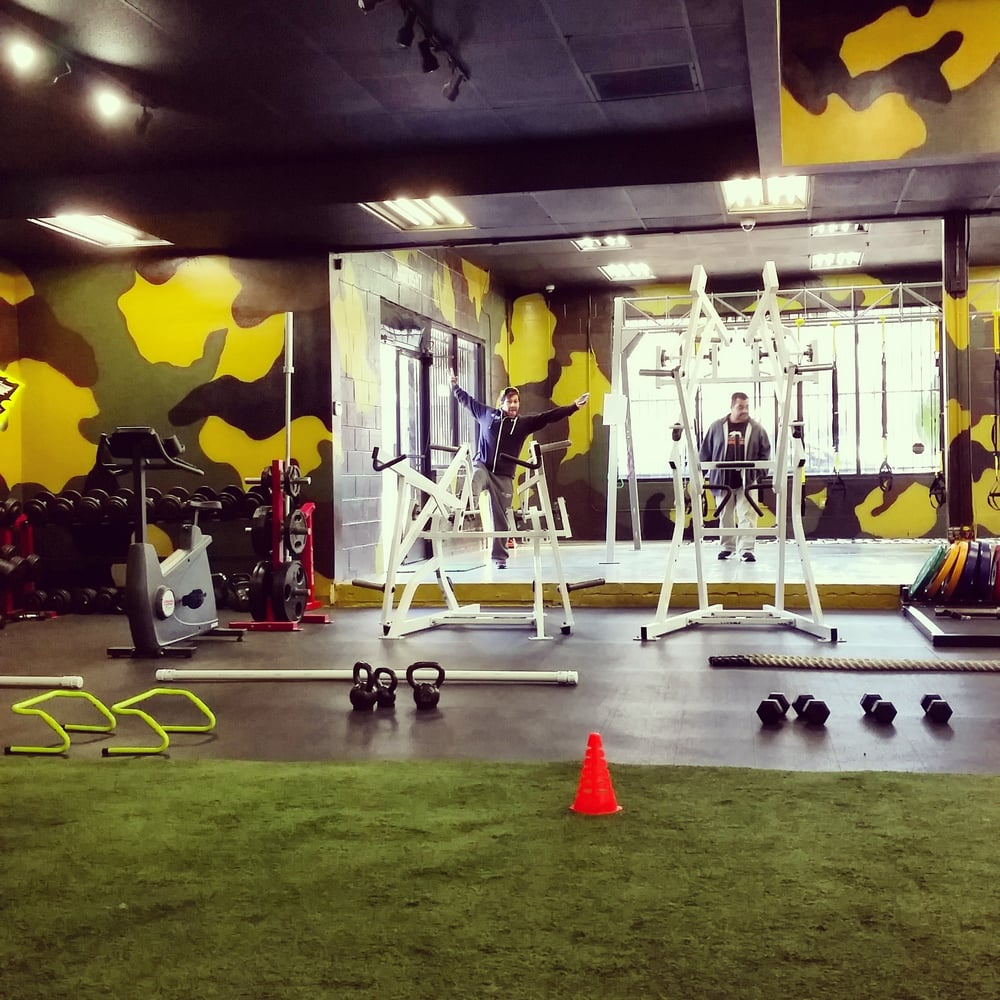 Git Right Sports Performance & Fitness: 11510 Whittier Blvd, Whittier, CA