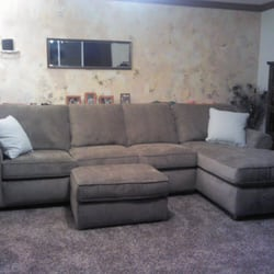 Photo Of Oak Tree Furniture   Redding, CA, United States. Our New Sectional