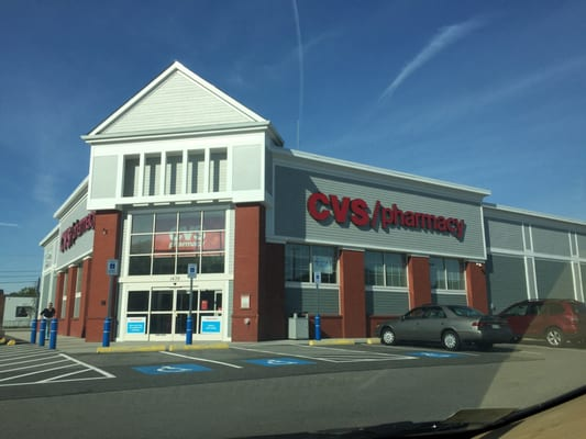 Seekonk, Massachusetts - CVS Pharmacy