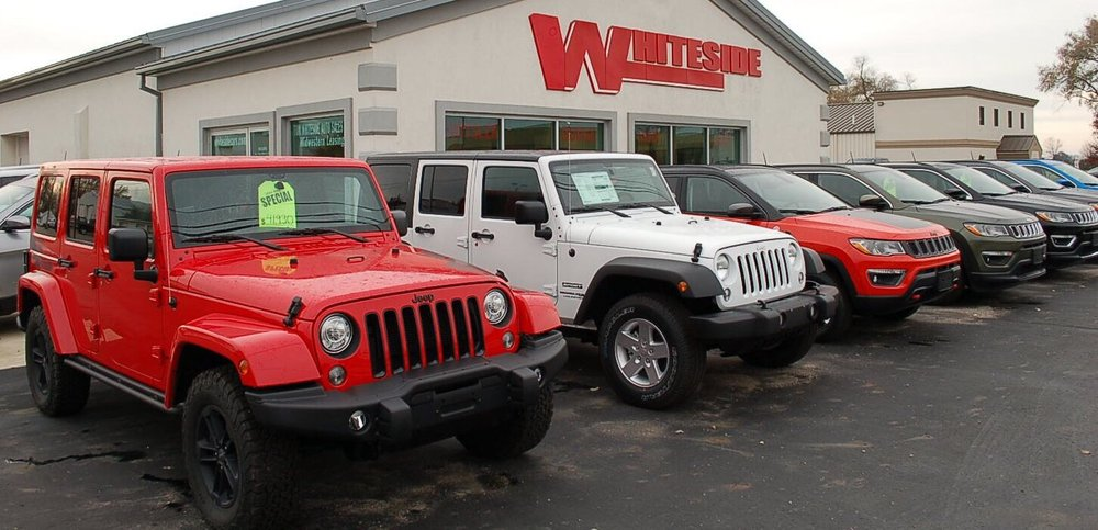 Tom Whiteside-Chy-Pl Dodge: 15921 US Highway 62 SE, Mount Sterling, OH
