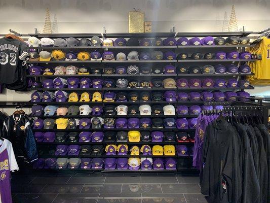 size 40 08380 5189b Lakers Team Shop 729 N Douglas St El Segundo, CA Sportswear ...