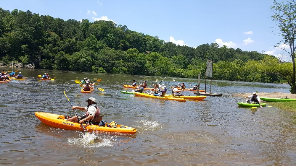 Social Spots from Coosa Outdoor Center