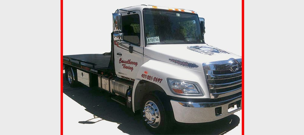 Towing business in Casselberry, FL