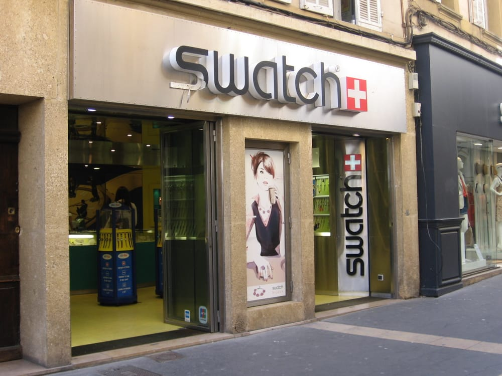 swatch store sieraden 15 rue fabrot aix en provence. Black Bedroom Furniture Sets. Home Design Ideas