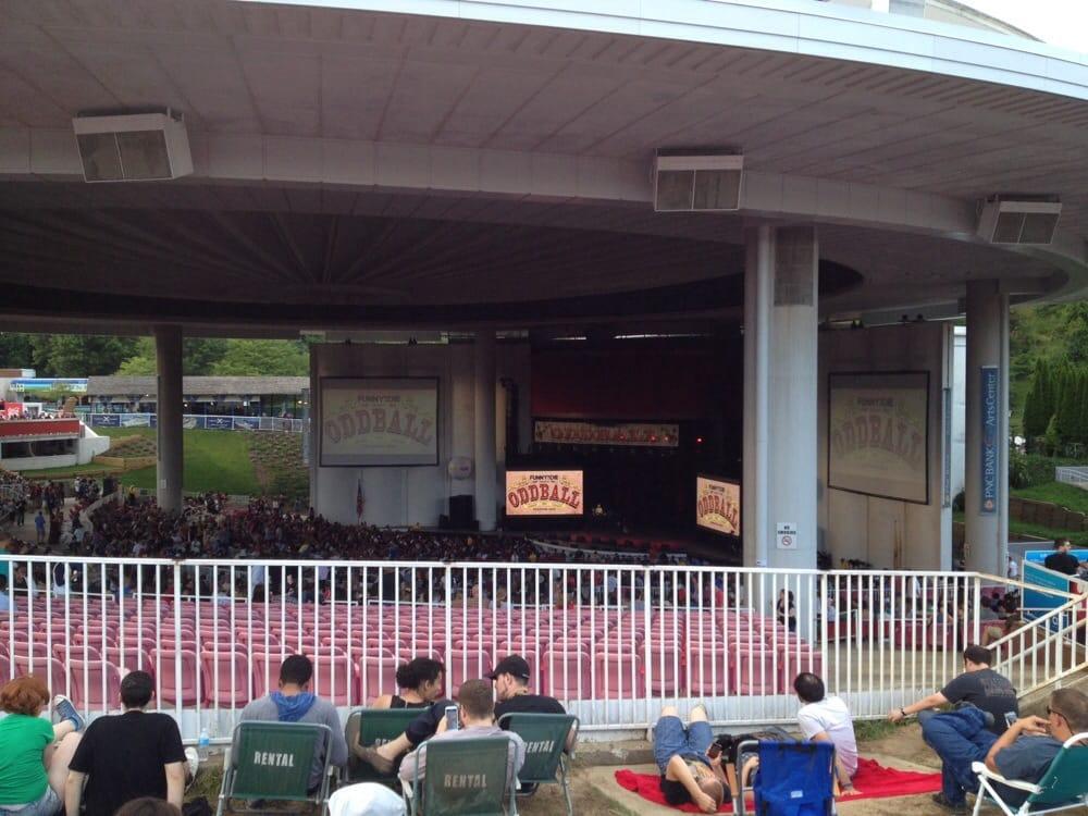 $25 lawn seats - winning - Yelp