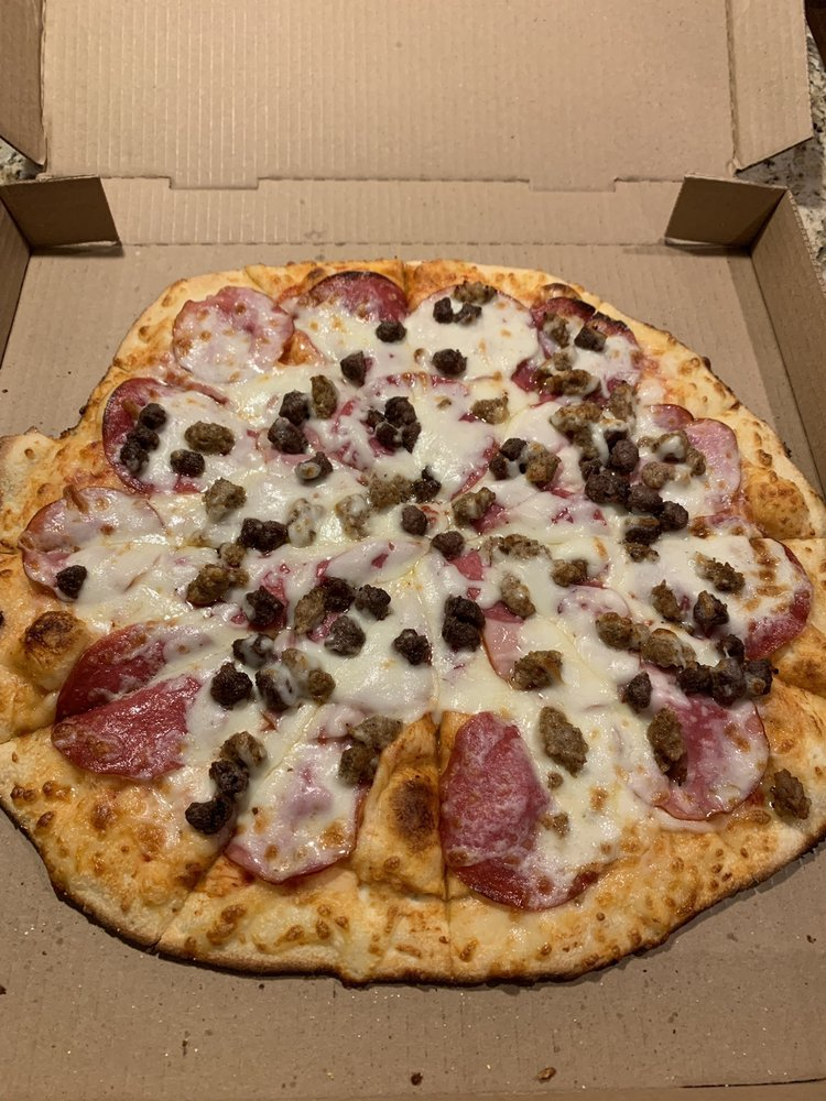Figaro's Pizza: 610 Main St, Aumsville, OR