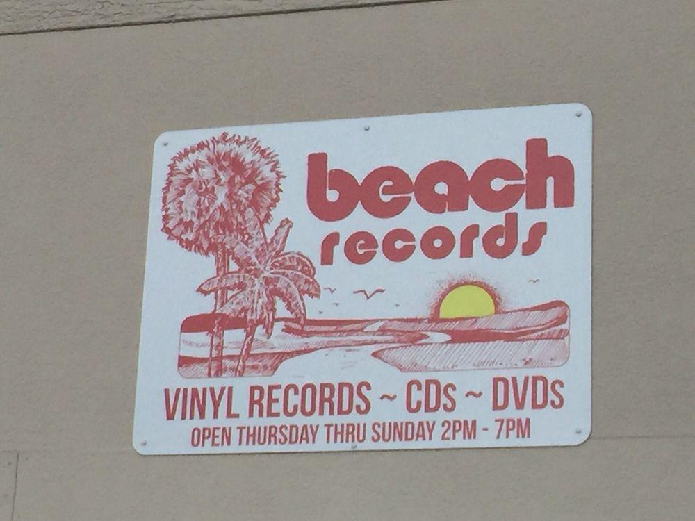 Beach Records