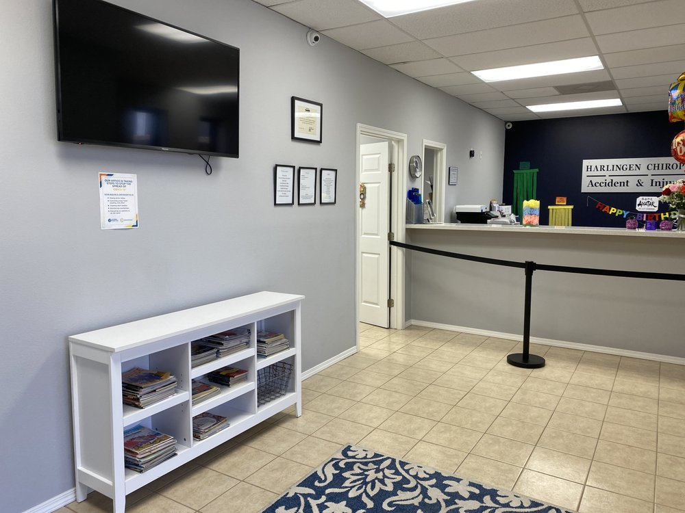 Harlingen Chiropractic Accident & Injury Clinic: 1610 E Tyler Ave, Harlingen, TX