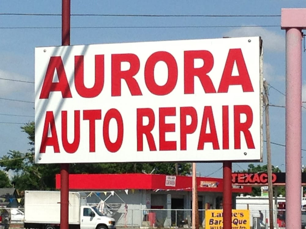 Aurora auto repair garages 3712 general meyer ave new for Garage orleans auto