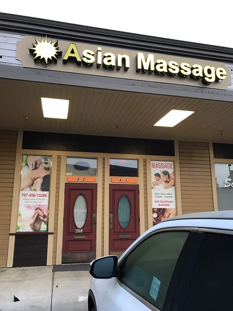 Sunshine Asian Massage: 3220 Broadway St, Eureka, CA
