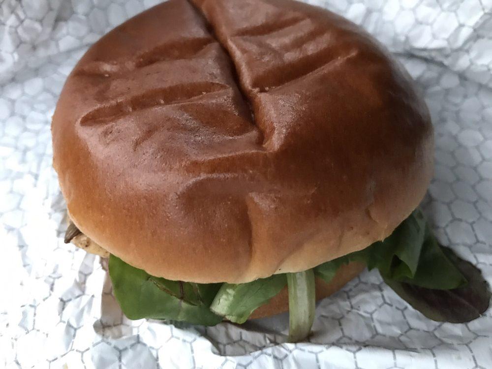 Premium Grilled Chicken Sandwich Bogof With The App Yelp