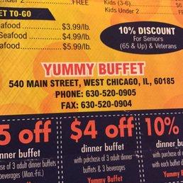 photos for yummy buffet yelp rh yelp com yummy buffet coupon san diego yum buffet coupon
