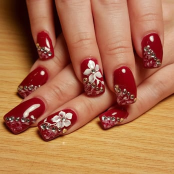 Nail Art Gallery Company 211 Photos Nail Salons 1561 W