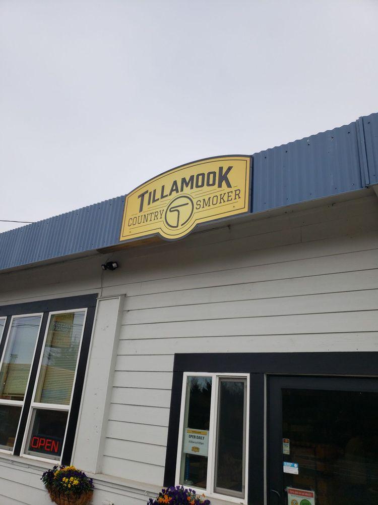 Tillamook Country Smoker: 8335 N Hwy 101, Bay City, OR