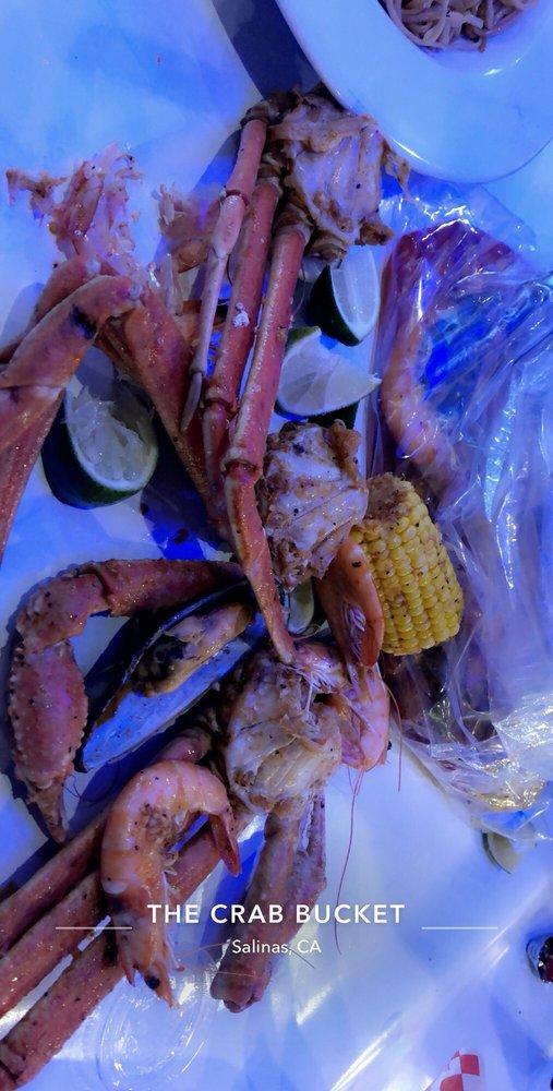 The Crab Bucket: 1260 N Main St, Salinas, CA