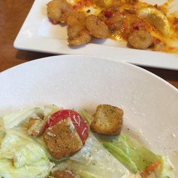 Photo Of Olive Garden Italian Restaurant   Denton, TX, United States.  Delicious Spicy