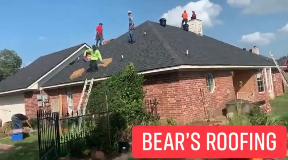 Bear's Contracting and Roofing: Shreveport, LA