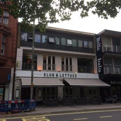 Slug and lettuce southampton