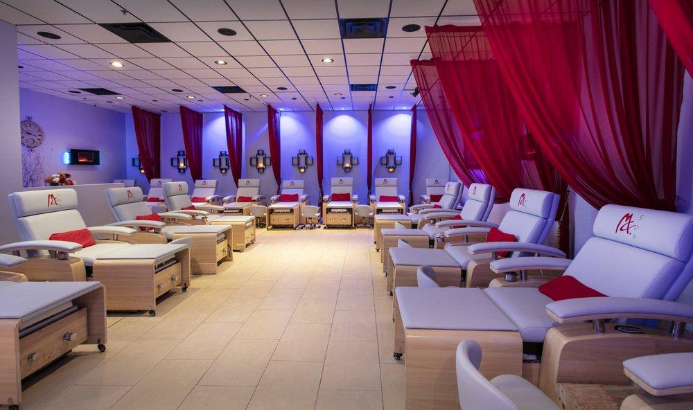 M.C. Spa & Nail Bar: 7508 W Sand Lake Rd, Orlando, FL