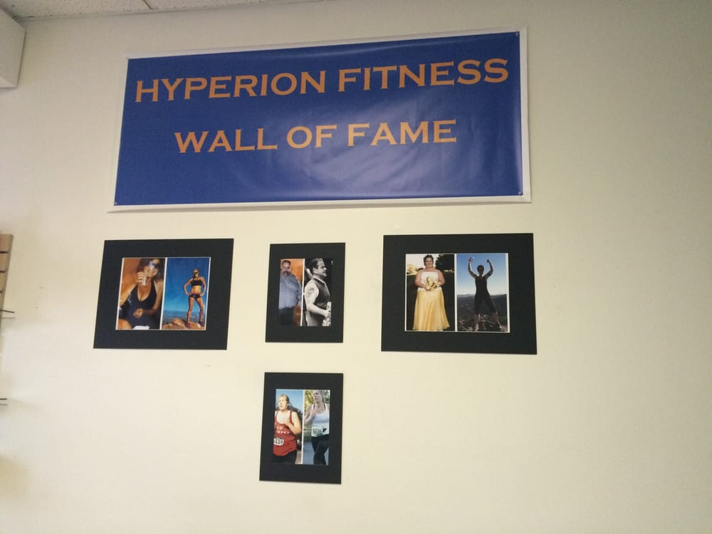 Hyperion Fitness: 556 Lake Park Dr, Simi Valley, CA