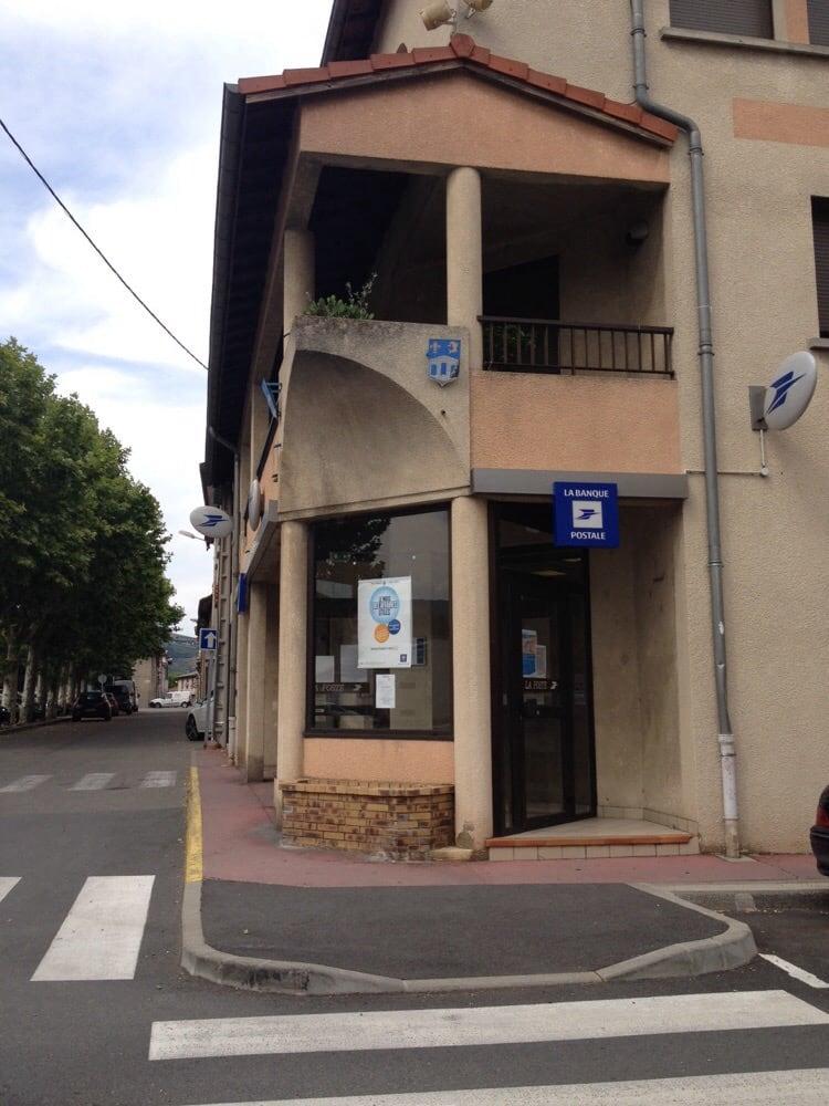 La poste bureau de poste 13 bis place charles de for Bureau de poste rousset 13