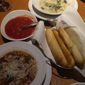 Lovely Photo Of Olive Garden Italian Restaurant   Vancouver, WA, United States.  Minestrone And