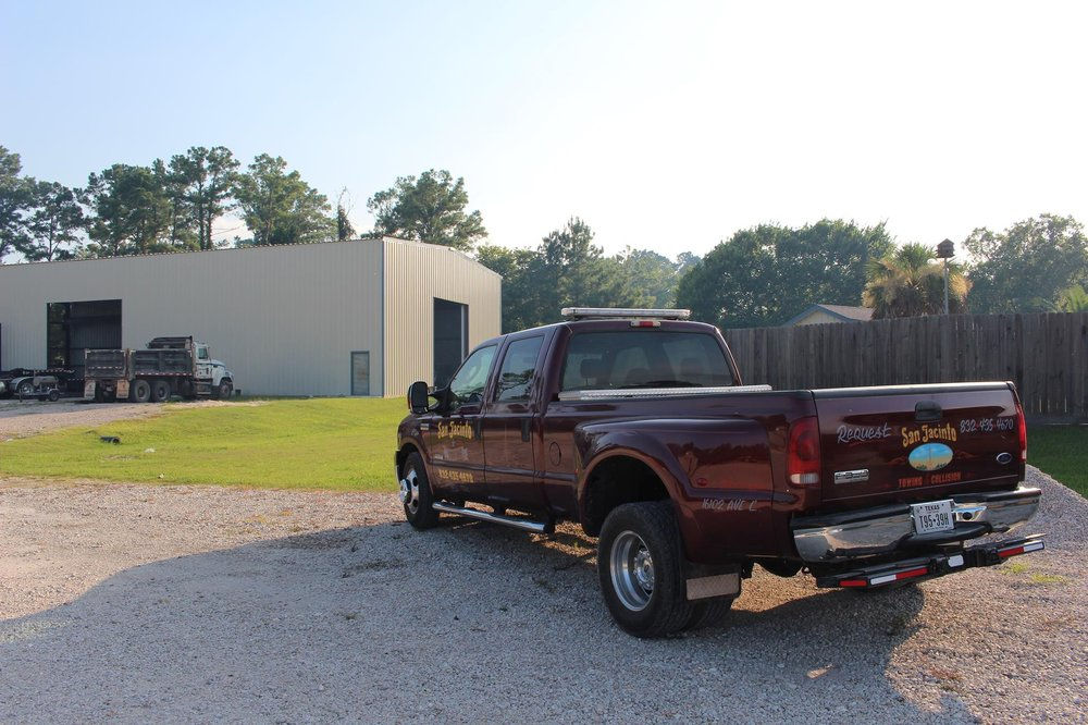 Jeff Smith Towing: 1108 Wright Blvd, Baytown, TX