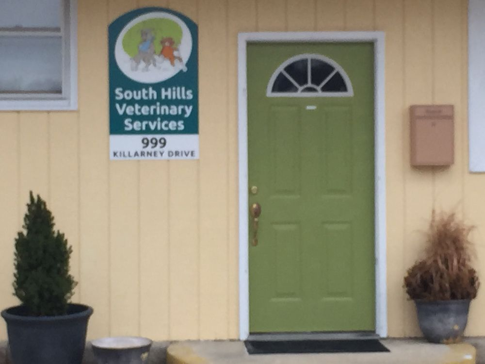 South Hills Veterinary Services: 999 Killarney Dr, Pittsburgh, PA