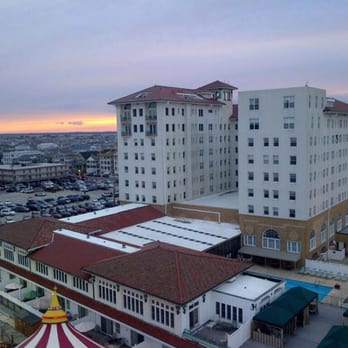 Photo Of Flanders Hotel Ocean City Nj United States Evening View