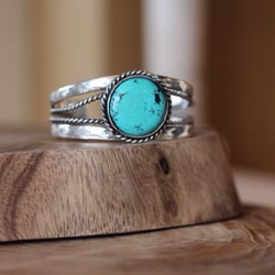 Beautiful Photo Of Antique Garden   Norman, OK, United States. I Love This Turquoise