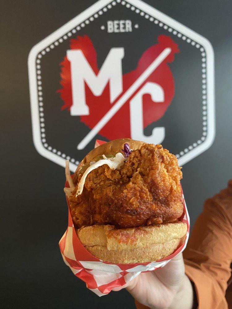Mighty Chick: 8247 Rufe Snow Dr, Watauga, TX