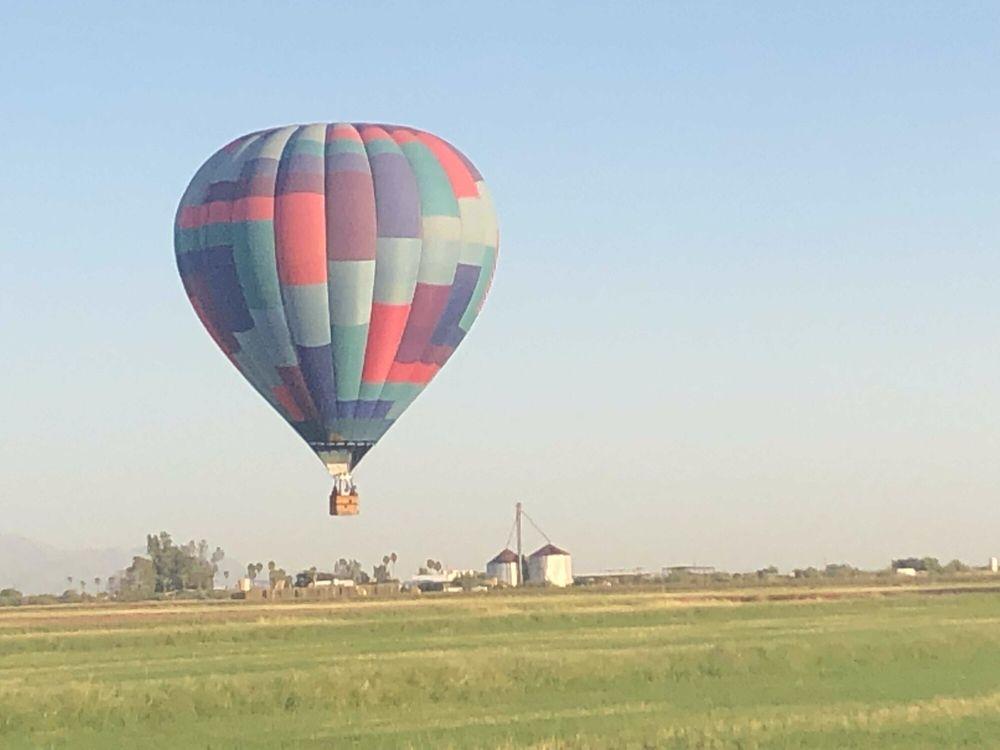 Foolish Pleasure Hot Air Balloon Rides: Tucson, AZ