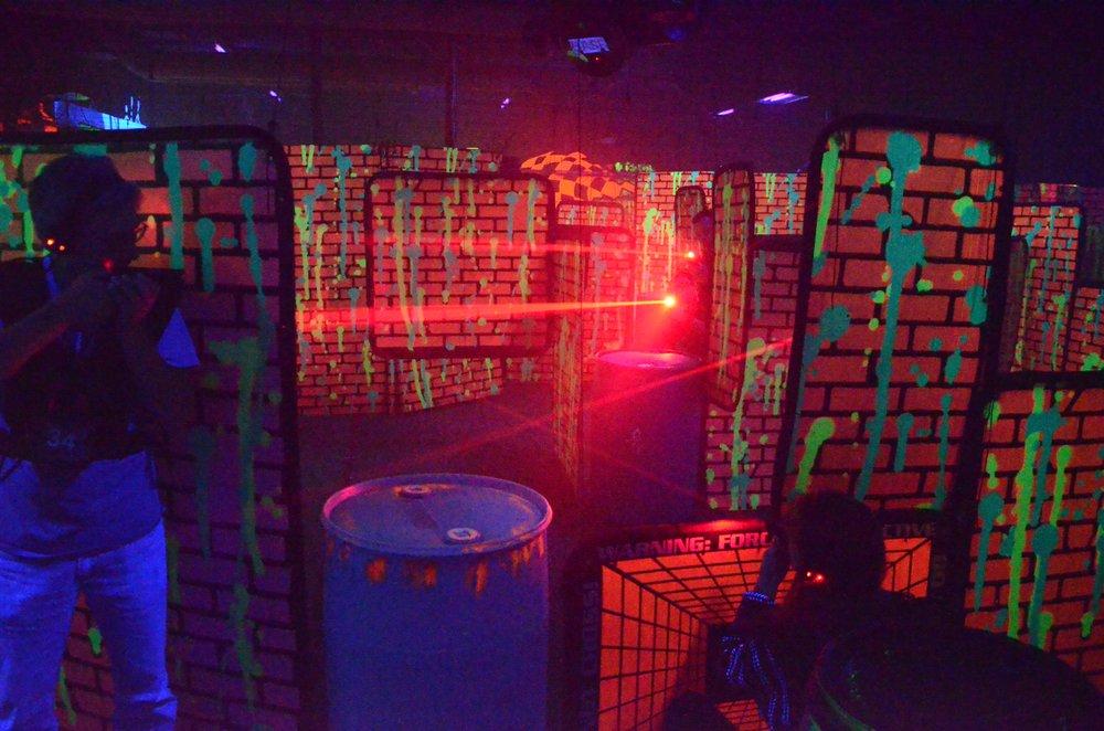 Laser Storm Pittsburgh: 7715 McKnight Rd, Pittsburgh, PA